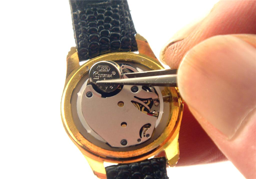 Watch Battery Replacement in Tucson |